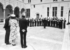 Opening Markiezenhof 1987